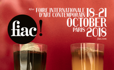 FIAC 2018 Foire Internationale d'Art Contemporain 18-21 Octobre