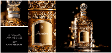 Guerlain - 160 years of the iconic honeycomb perfume bottle
