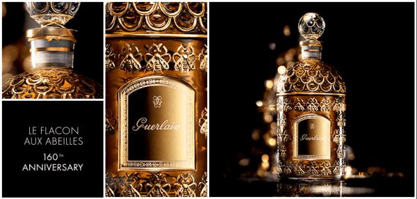 Guerlain - 160 years of the iconic honeycomb perfume bottle