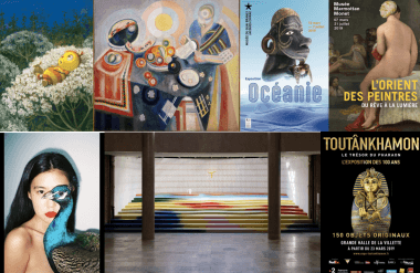 Spring Summer 2019 exhibitions