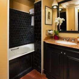 Villa d'Estrees - Chambre Double Deluxe - Salle de bain