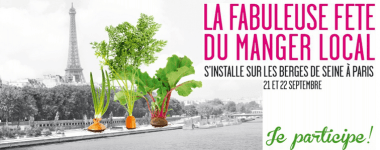 Fabuleuse fete du mangé local-September 20th and 21st