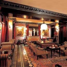 Villa d'Estrees - Lobby