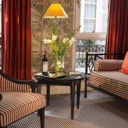 Villa d'Estrees - Suite Deluxe