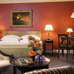 Villa d'Estrees - Chambre Double Deluxe