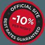 -10% per night